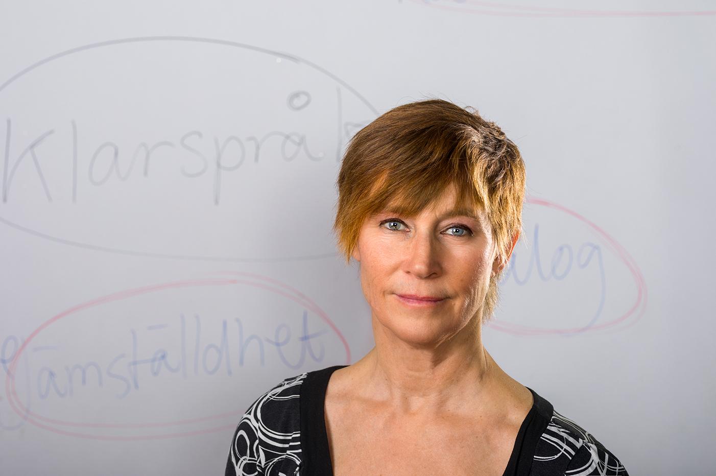Maria Sundin – ägare, Textfixarna