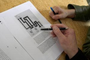 Textfixarna erbjuder korrekturläsning.